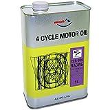 AZ (エーゼット) CER-999 4輪用 4サイクルエンジンオイル 1L 15W-50 RACING AET 100%化学合成油 SN PAO(G4)+ESTER(G5) 自動車用 モーターオイル EG841