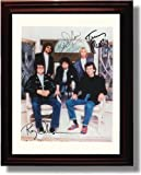 Framed Traveling Wilburys Autographレプリカ印刷