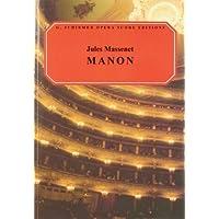 Manon: Vocal Score : Five Acts
