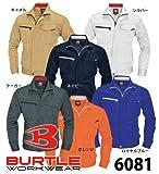 BURTLE バートル  ジャケット(春夏用)  6081 ネイビー Mサイズ
