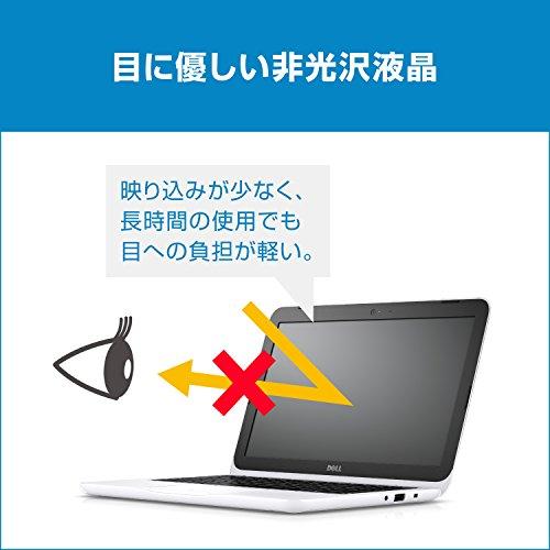 Dell ノートパソコン Inspiron 11 Pentium Officeモデル ホワイト 17Q32HBW/Windows10/Office H&B/11.6インチ/4GB/128GB