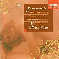 Szymanowski: Violin Concerto