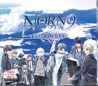 NORN9 ノルン+ノネット トレーディングカード BOX