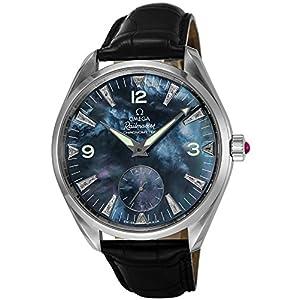 [オメガ]OMEGA 腕時計 Seamaster Aqua Terra レッドパール文字盤 コーアクシャル自動巻き 2806.72.31 メンズ 【並行輸入品】