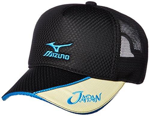 (ミズノ) MIZUNO テニスウエア JAPAN キャップ 62JW7X01[ユニセックス]