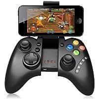 PowerLead Bluetooth コントローラ ワイヤレスゲームパッド PC/iPad/iPhone/Samsung/Android/iOSに対応 PG-9021