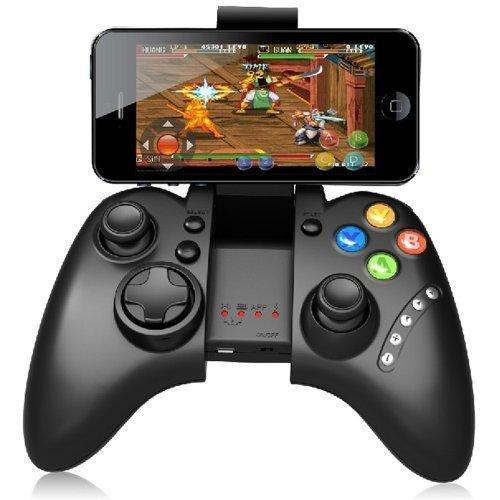 PowerLead Bluetooth コントローラ ワイヤレスゲームパッド PC/iPad/iPh...