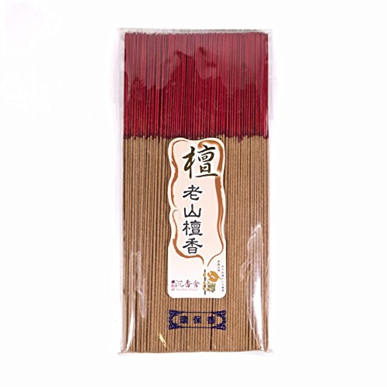 作動するヒロイン対抗台湾沉香舍 老山檀香 台湾のお香家 - 檀香 30cm (木支香) 300g 約400本