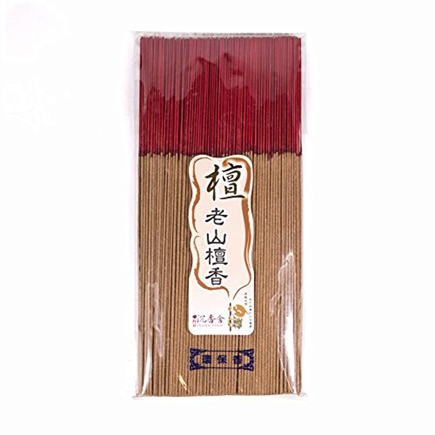 化石優雅な米ドル台湾沉香舍 老山檀香 台湾のお香家 - 檀香 30cm (木支香) 300g 約400本