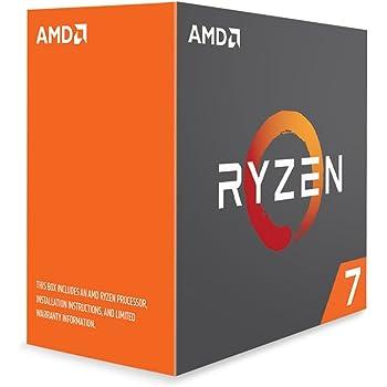 【送料無料】 〔CPU〕 AMD Ryzen 7 2700X with Wraith Prism cooler YD270XBGAFBOX AMD