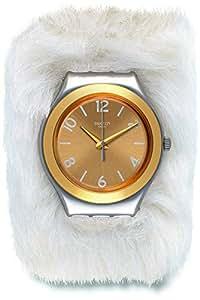 [スウォッチ]SWATCH 腕時計 IRONY BIG(アイロニービッグ) TUTTO PELO YGS130  【正規輸入品】