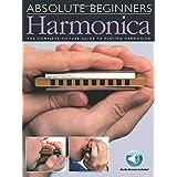 Absolute Beginners - Harmonica Bk/Online Audio