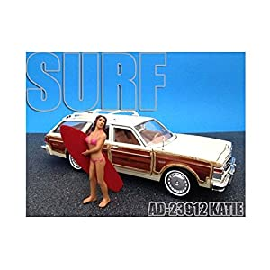 1/24 American Diorama SURFGIRL フィギュア 車は付いてません