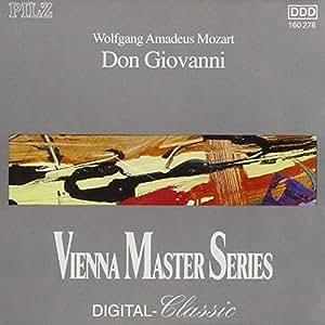MOZART - DON GIOVANNI (1 CD)