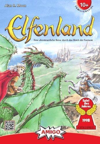 エルフェンランド (Elfenland) [並行輸入品] ボードゲーム