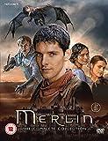 Merlin/魔術師マーリン シリーズ1-5 コンプリートDVD-BOX[PAL-UK] [Import]