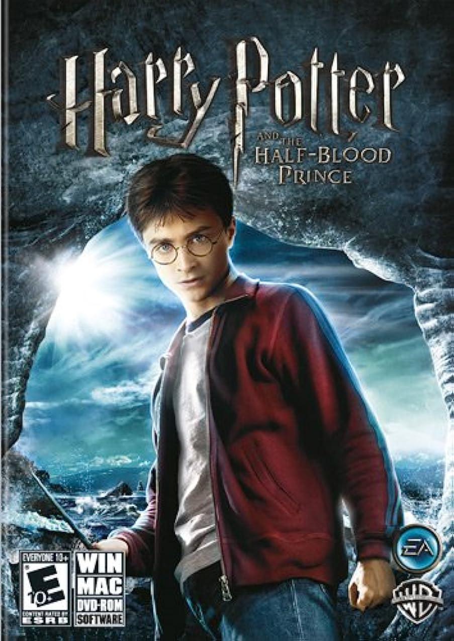 鳥令状ディレクターHarry Potter and the Half Blood Prince (輸入版)