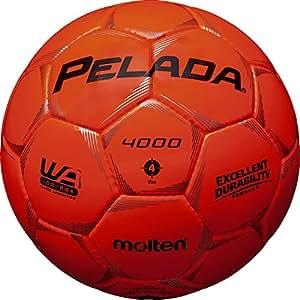 molten(モルテン) ペレーダ4000 [ Pelada4000 ] EXCELLENT DURABILITY 4号球 オレンジ F4P4000-O