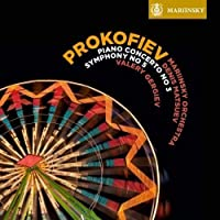 プロコフィエフ:ピアノ協奏曲第3番、交響曲第5番
