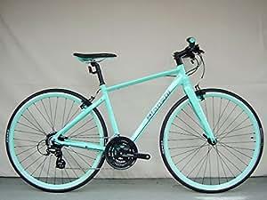 BIANCHI(ビアンキ) クロスバイク ROMA 4 (ローマ4 ) 2018年モデル (チェレステ) 50サイズ