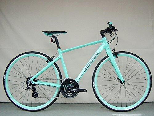 BIANCHI(ビアンキ) クロスバイク ROMA 4 (ローマ4 ) 2018年モデル (チェレステ) 43サイズ
