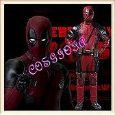 コスプレ X-メン エックスメン デッドプール Deadpool コスプレ衣装 男性サイズM