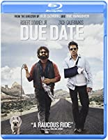 Due Date [Blu-ray] [Import]