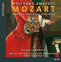 Mozart: Complete Fortepiano Concertos by Viviana Sofronitsky (2011-06-14)