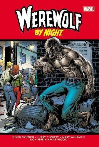 Download Werewolf by Night Omnibus 078519908X