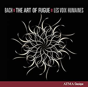 J.S.バッハ : フーガの技法 BWV1080 (Bach : The Art of Fugue / Les Voix Humaines) [輸入盤]
