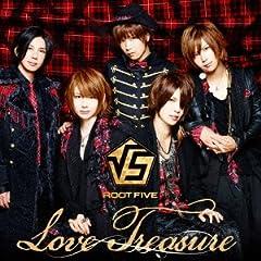 √5「Love Treasure」のジャケット画像