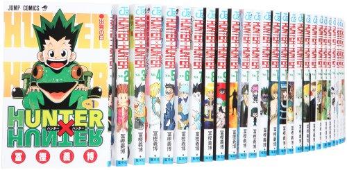 HUNTER×HUNTER (ハンターハンター) コミック 1-30巻 セット (ジャンプ・コミックス)の詳細を見る