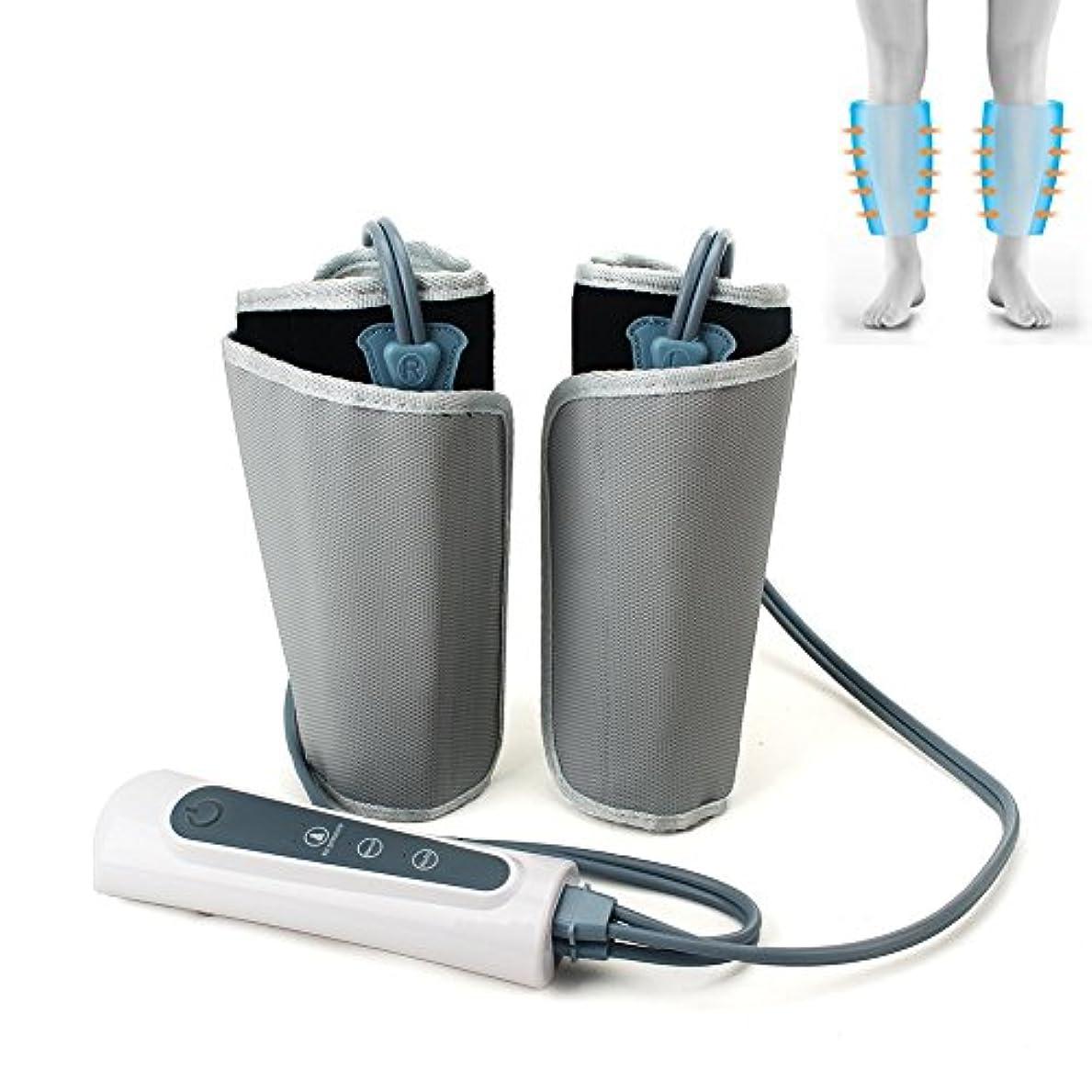 生マニフェスト調べるRanBow エアーマッサージャ 3D 四肢 腰 二の腕 腕 太もも レッグ ふくらはぎ 脚 フット 気圧 エア あんま 自動モード 手動モード 3階段のレベル 家庭用 充電式 人気 器具 マッサージ 機 器 マッサージャー 黒
