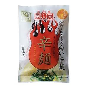 辛麺屋 桝元 辛麺 1食 ( 豆乳 辛麺 )176g