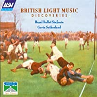 British Light Music Discoveries 2 by Sutherland