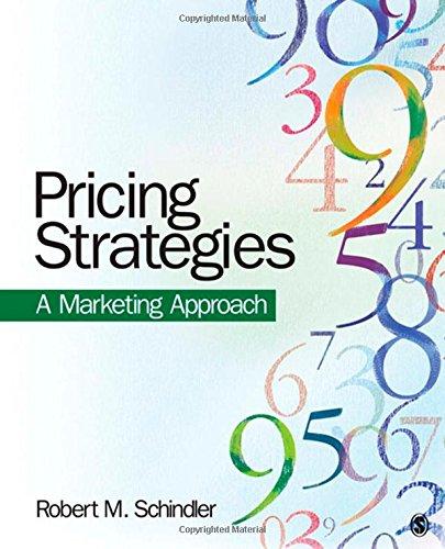 Download Pricing Strategies 1412964741