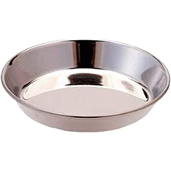 キャティーマン (CattyMan) ステンレス製食器 猫用 皿型
