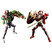 AC PB08 仮面ライダー斬月&仮面ライダーバロン 鎧武外伝セット
