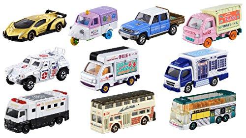 トミカ トミカくじ 21 移ろうクルマの街コレクション BOX