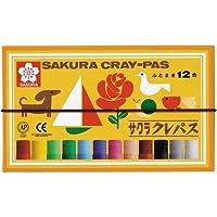 サクラクレパス サクラクレパス太巻 12色×10パック入