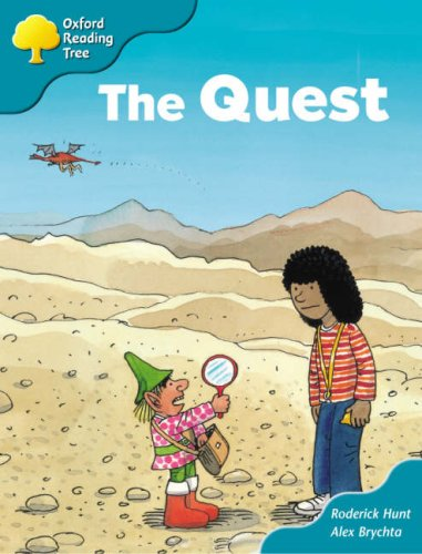 Oxford Reading Tree: Stage 9: Storybooks: the Questの詳細を見る