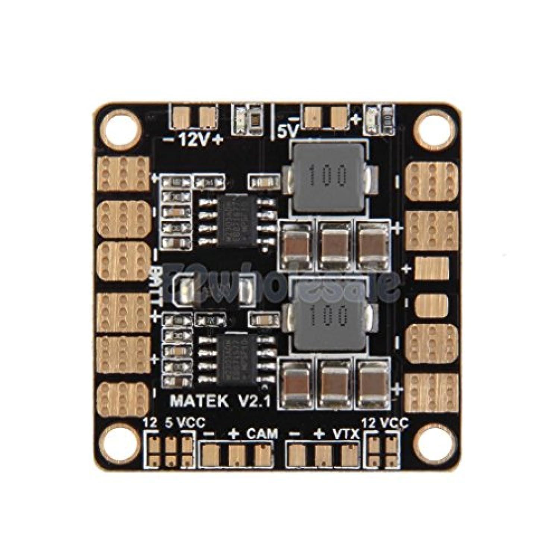 配電ボードPDB 4-layers PCB for qav250 cc3dフライトコントローラ