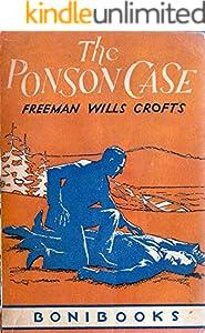 The Ponson Case (English Edition)