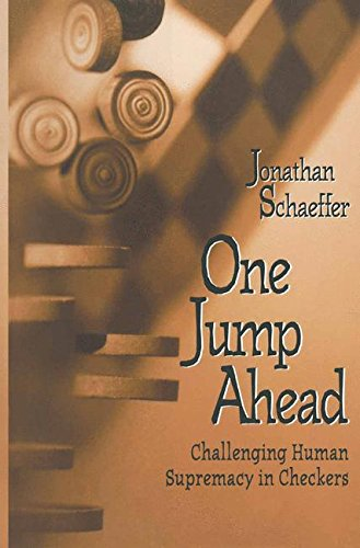 One Jump Ahead: Challenging Human Supremacy in Checkers