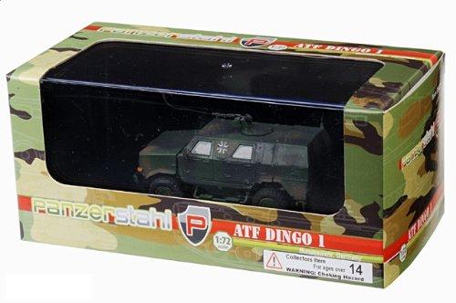 1:72 装甲車stahl ディスプレイ アーマー 88023 ATF Dingo ディスプレイ モデル Bundeswehr ドイツ【並行輸入品】