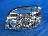 日産 純正 エクストレイル T30系 《 NT30 》 左ヘッドライト 26060-ES50A P31400-17002780