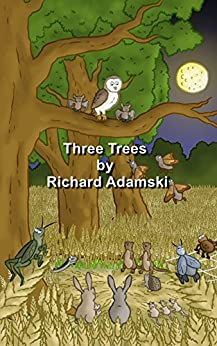 Three Trees by [Adamski, Richard]