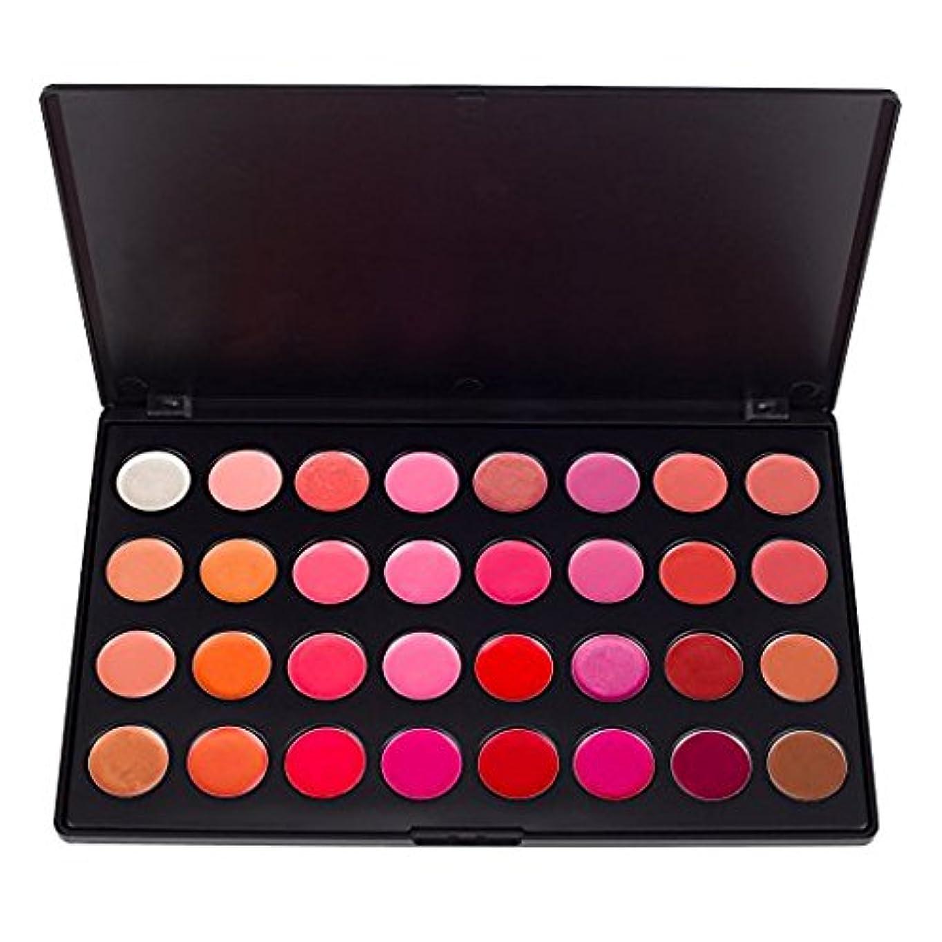 メナジェリー段階タップ32色 リップパレット 32 Lip Palette CS-PL-009 32 Lip Palette
