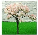 桜 さくら 樹木 木 鉄道 模型 建築 模型用 ジオラマ / 6.5cm 10本 セット