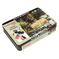 100のBockingford水彩カードパック(C5 Deckled)NOT